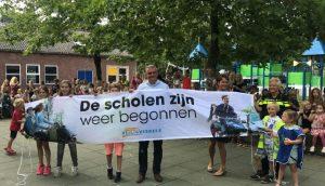 Aftrap campagne in Voorschoten