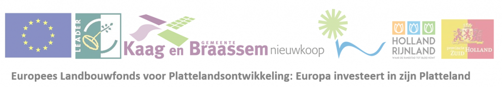 Logo's deelnemende gemeenten