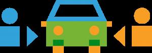 Logo autodelen