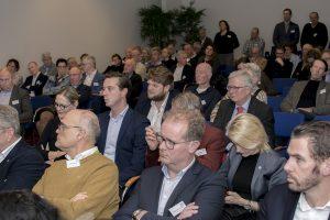 Publiek Tijdens Plenaire Sessie