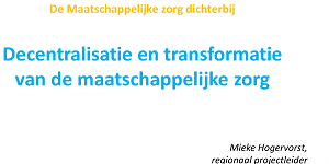 Download de Presentatie Themacafé Maatschappelijke Zorg 22-01-2020